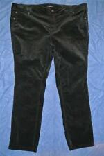 Corduroy Straight Leg Jeans for Women