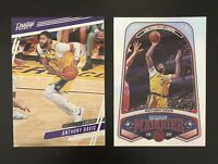 Lot (2) 2019-20 Panini Chronicles Marquee And Prestige Anthony Davis #260 Lakers