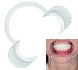 20 x Med Teeth Whitening Cheek Retractor, Autoclavable Dental Mouth Opener Game