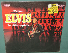 Elvis Presley RCA LSP-4155 From Elvis In Memphis LP W/ Photo NM 1968