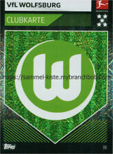 Match Attax & Action 19/20 Auswählen aus allen Karten: Vfl Wolfsburg