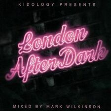 London After Dark (NEW & SEALED 2 x CD) Mark Wilkinson Hoxton Whores Wink