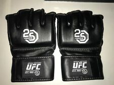 UFC 25TH ANNIVERSARY 25 YEARS OFFICIAL FIGHT GLOVES SET MENS XL NEW