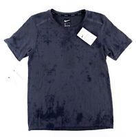NIKE Tech Pack Reflective Slim-Fit Shirt BV5623-011 Anthracite (MEN'S MEDIUM) M