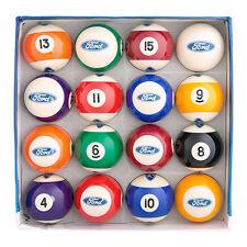 Ford Pool Balls