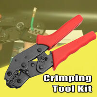 SN-06WF Crimping Pliers Wire-end ferrules Crimping tool kit 0.25-6 mm² 23-10 AWG