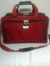 "Red Air Canada Portable & Handy 19""x 10""x 12"" Duffel"
