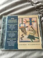 1996 Grammy Nominees by Various Artists (CD, Feb-1996)