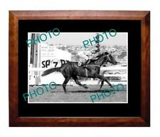 KINGSTON TOWN 1980 COX PLATE WIN LARGE A3 PHOTO