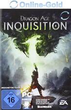 Dragon Age - Inquisition Clé - Dragon Age 3 - EA Origin - PC Jeu Carte - [EU/FR]
