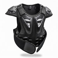 Child Peewee Kid Youth Body Armour Motocross MX Jacket Dirt Pit Bike Gear