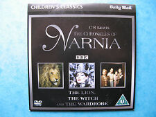 BBC/ MAIL /THE CHRONICLES OF NARNIA THE LION,THE WITCH & THE WARDROBE /C.S.LEWIS