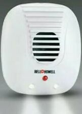 Bell + Howell Ultrasonic Plug In Pest Repeller with Built In Night Lights