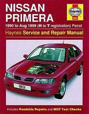 Manuali e istruzioni Primera per auto Nissan