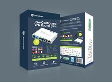Pre Configured Multi Country VPN Router - Pro