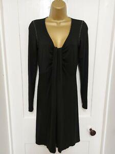 Mint Velvet  Black Dress Size 10