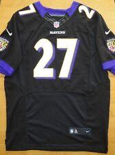 Baltimore Ravens #27 Ray Rice Size 48 NFL Nike Shirt Jersey