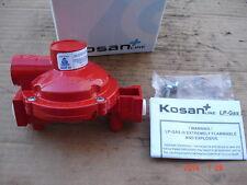 Cavagna Group Kosn Line Fisrt Stage HP LP Natural Gas Regulator 984HP-04, NEW