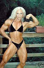 Female Bodybuilder Klaudia Larson WPW-683 DVD or VHS