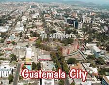 GUATEMALA CITY - Travel Souvenir Flexible Fridge Magnet