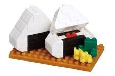 Kawada nanoblock Mini Rice Ball - japan building toy NEW NBC_230 Worldwide