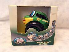 1999 ERTL JOHN DEERE KIDS MINI MOVERS JD RACER 18 MONTHS +