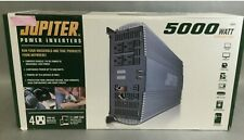 New listing New! Jupiter Power Inverter 5000 Watt Continuous/10000 Watt Peak Model 63428