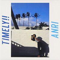 ANRI-TIMELY!!-JAPAN MINI LP Blu-spec CD