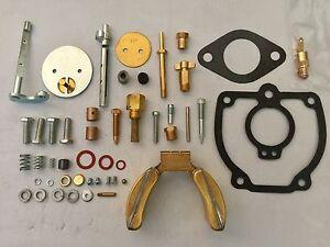IH Farmall Super M Major Tractor Carburetor Kit w/ Float 356948R91 & 357231R91