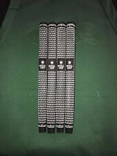 1 NEW Crossline Paddle Putter Grip with ROYAL logo - Black/White