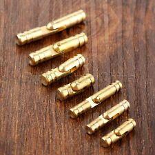 1 Paire 2 Pce 33 mm x 30 mm Antique Quadrant charnières Armoire case Boîte à bijoux H147