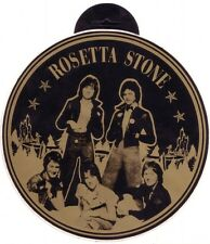 ROSETTA STONE - Original - Auto Aufkleber - 70er Jahre - Sticker