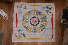 NOS! East Germany DDR NVA National Peoples Army Handkerchief Wall Hanging Art