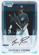2011 Bowman Chrome Prospects #BCP127A Gustavo Pierre Toronto Blue Jays
