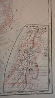 New Indexed Family Atlas of the United States 1884