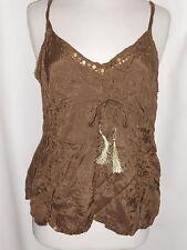 George V Neck Sleeveless Tops & Shirts for Women