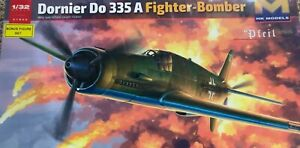 1/32 HK Dornier DO-335 fighter bomber
