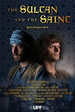 The Sultan and the Saint (DVD, 2017 PBS) Narrated by Jeremy Irons - Brand New