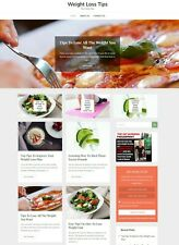 Weight Loss Niche Blog Autoupdate Free Hosting