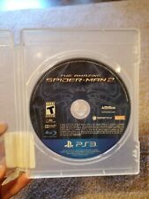 Amazing Spiderman 2 Disc Only Ps3 Free Shipping!