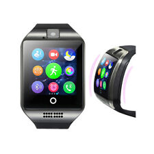 Q18 Bluetooth Smart Watch Smartwatch GSM SIM Card Camera For Android Sumsung HTC