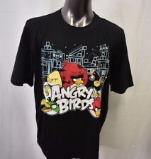 Angry Birds Youth Boys Shirt New L