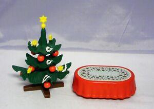 PLAYMOBIL  Weinhachtsbaum Christbaum und Tisch  Puppenhaus  #11