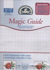 DC38MG Blanc Large Pack of DMC Magic Guide 18ct White Aida 50cm x 75cm