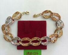 Gold Authentic 18k gold bracelet special,, tpfggsd