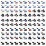 Embroidered NFL Football All Teams Hat 59FIFTY Snapback Flat Brim Baseball Cap