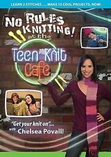 No Rules Knitting At the Teen Knit Cafe (DVD)