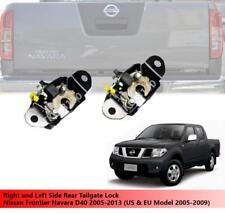 Rear Tailgate Lock Latch Assy For Nissan Frontier Navara D40 Pickup 2005 - 2009