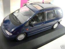 1/43 Minichamps Ford Galaxy 1995 blaumetallic