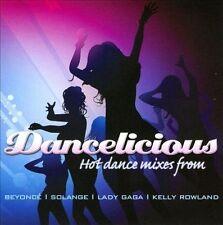 `Lady Gaga, Kelly Rowland, ...-Dancelicious  CD NEW